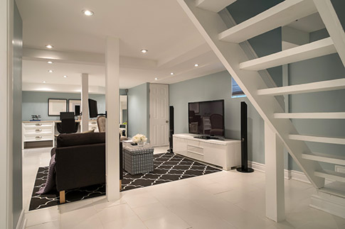 Renovations and floor coverings for basement floors | CAA-Quebec