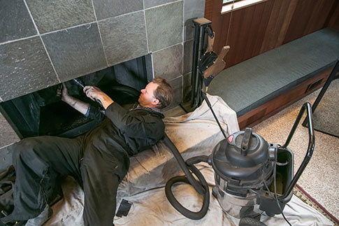 Chimney Cleaning More Than Just A Simple Sweep