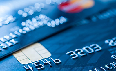Credit card with travel insurance