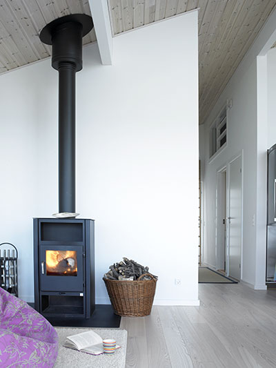 stove or fireplace in your home - brief overview