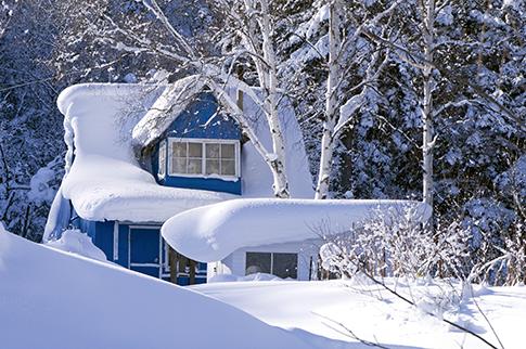 Neige glace froid assurez bien votre maison caa for Assurance maison avec dossier criminel